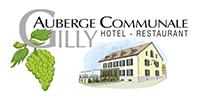 Logo Auberge Communale de Gilly