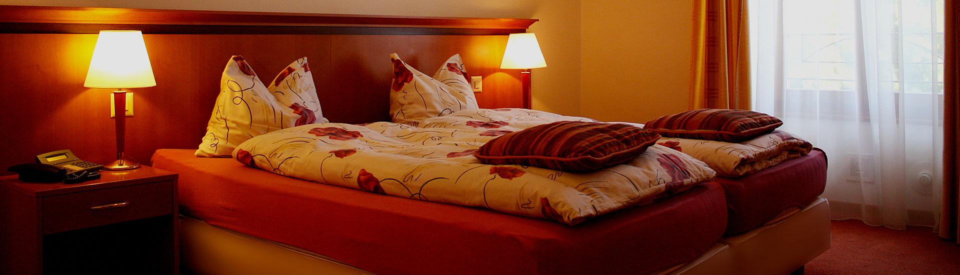 Chambre double Hôtel Auberge de Gilly