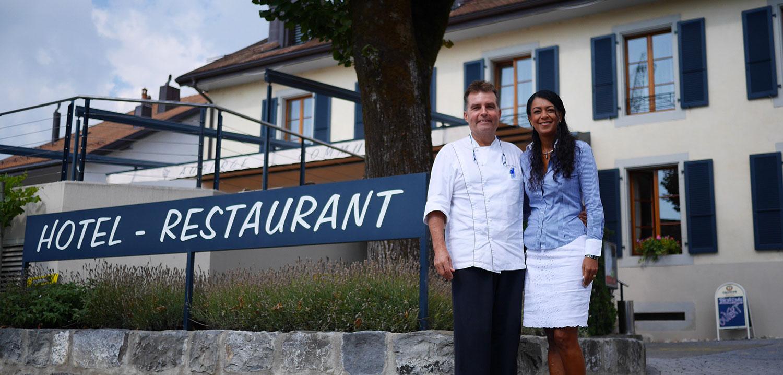 Marisa et Jean-Claude Volery