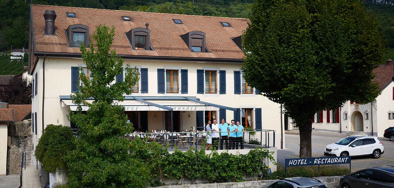 Restaurant Auberge Communale de Gilly