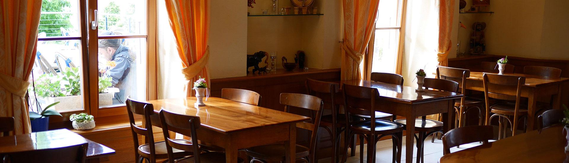 Le Café Auberge de Gilly