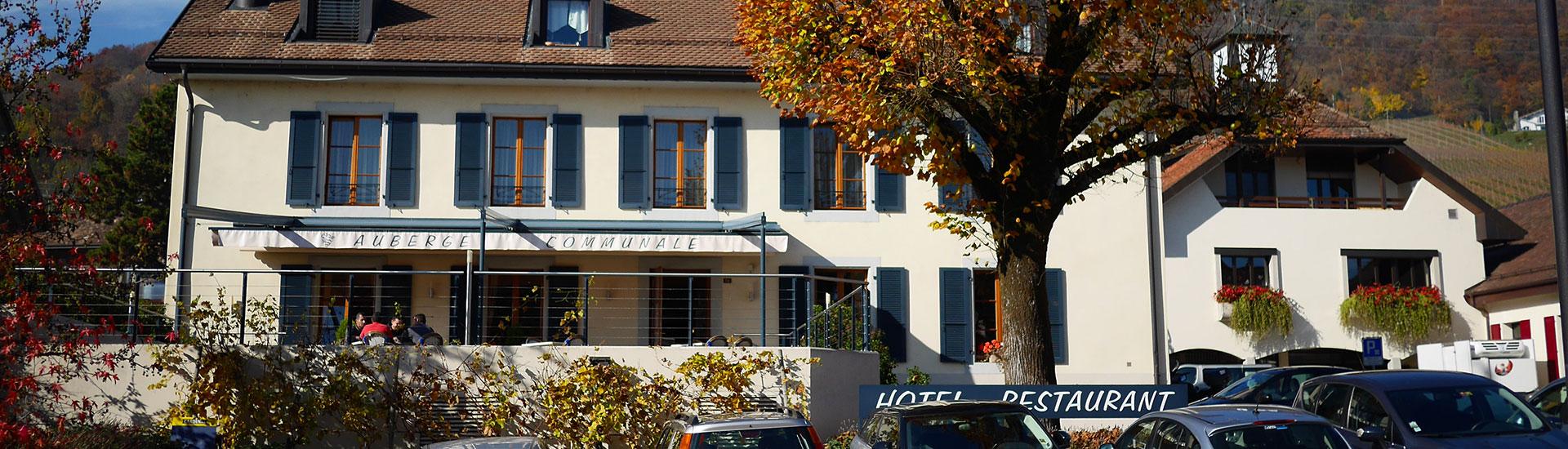 Hôtel Restaurant Auberge de Gilly