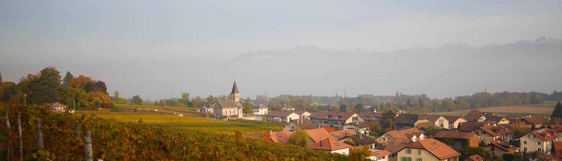 Le village Auberge de Gilly