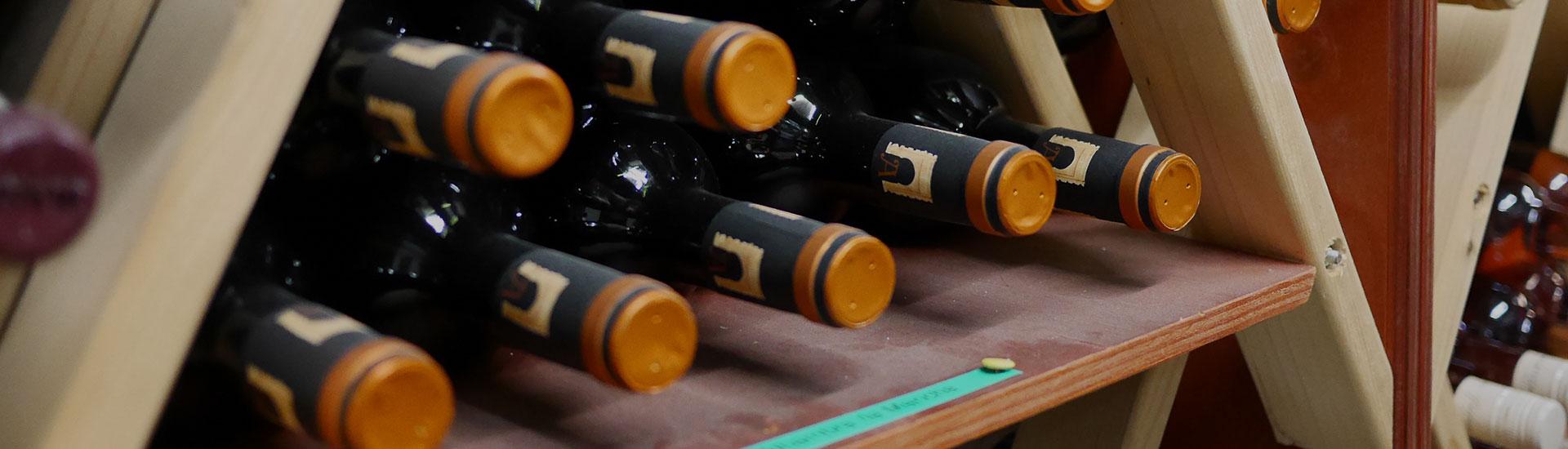 Carte des vins Auberge de Gilly