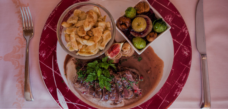 5 Hôtel restaurant Auberge de Gilly