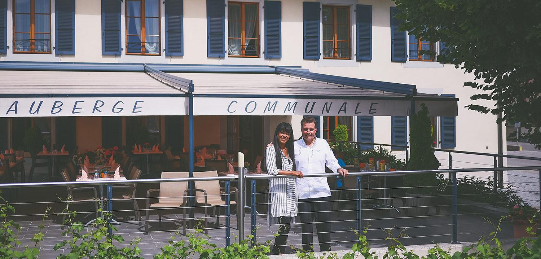 7 Hôtel restaurant Auberge de Gilly
